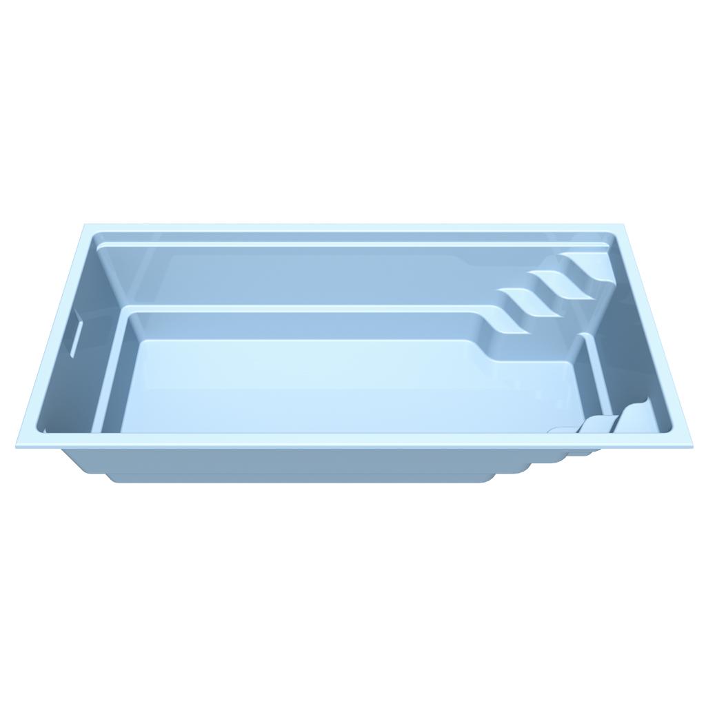 polyester pool JULIA
